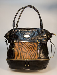 Eleganzza  Сумки ZL - 5205 black/brown